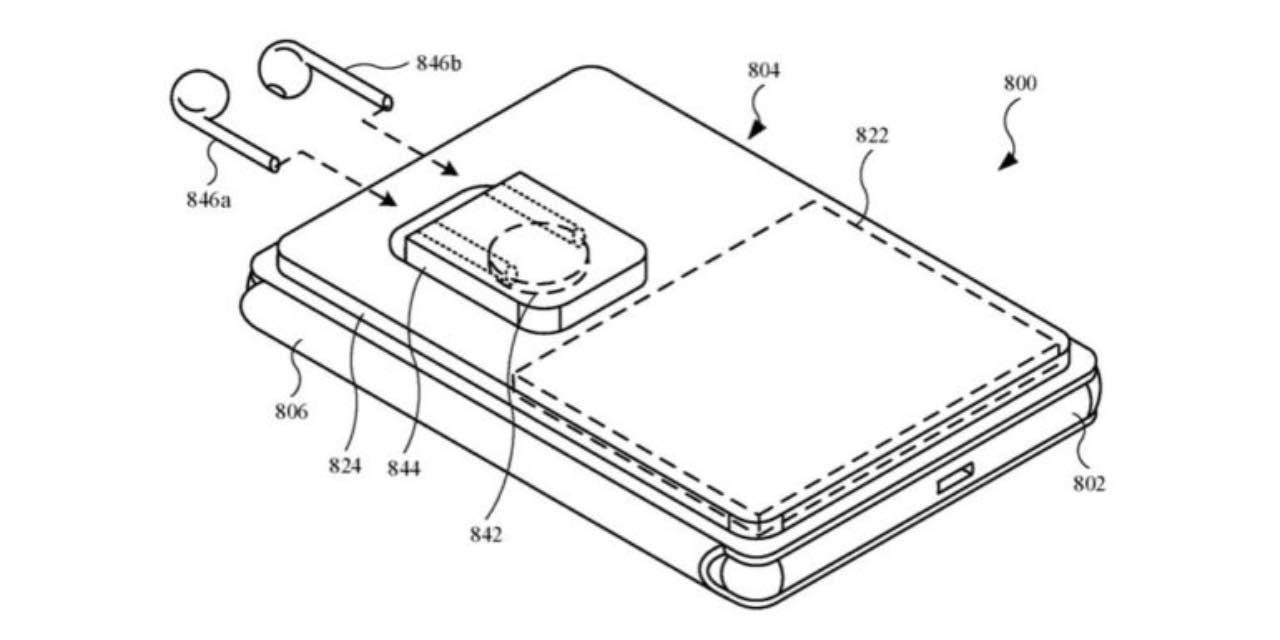 Apple, brevettata custodia MagSafe: ricarica sia iPhone