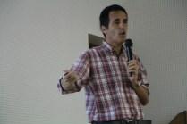 A apresentação de José Rafael em sala foi sobre manutenção de povoamentos