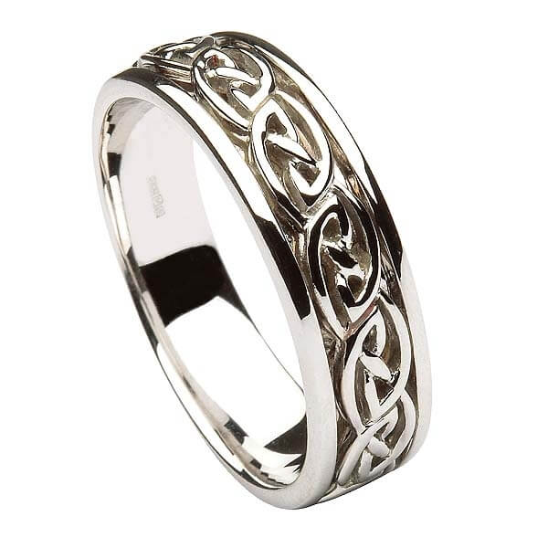 Men Celtic Jewelry Knot