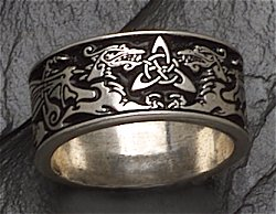 Celtic Attic Rings Jewlery