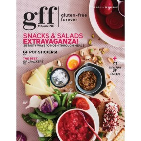 Enter for your change to win a subscription, and more, from GFF Magazine!