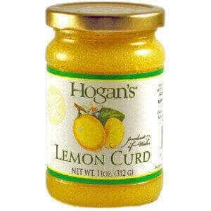 Lemon Curd Jam - Hogans