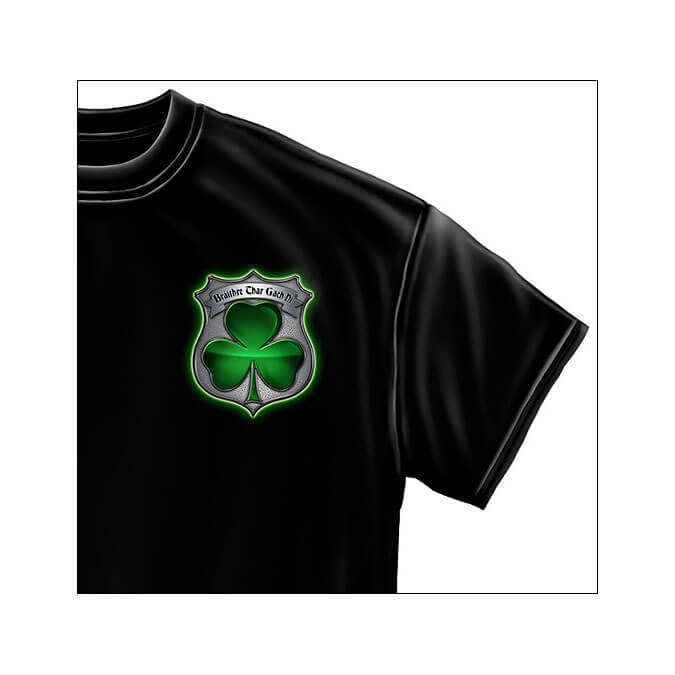Irish Police: Irish Police Officer Shirt