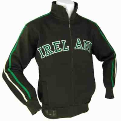 Ireland Zipped Starter Jacket