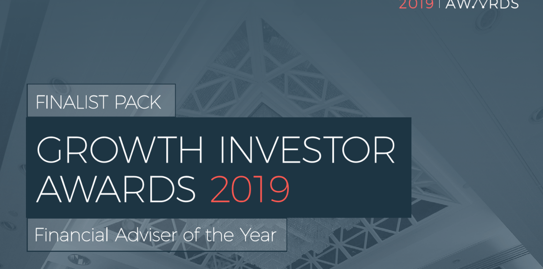 Robert Lewis Financial Adviser of the Year 2019