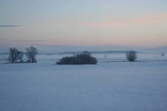winterlandschaft phänologischer kalender