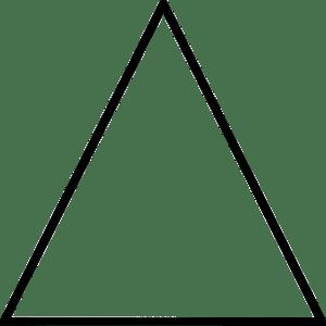 (Das magische Dreieck)