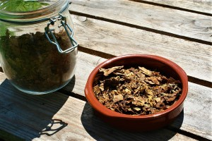 Tabak fermentiert