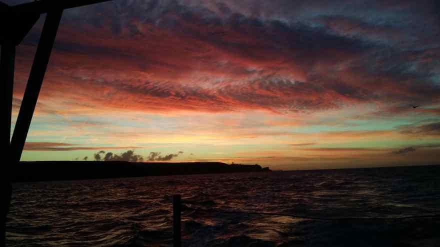 Bonus catching many stunning Pembrokeshire Sunrises