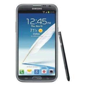 Samsung Galaxy Note 2 Screen Repair