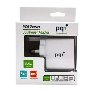 PQI Apple Wall Plug Charger
