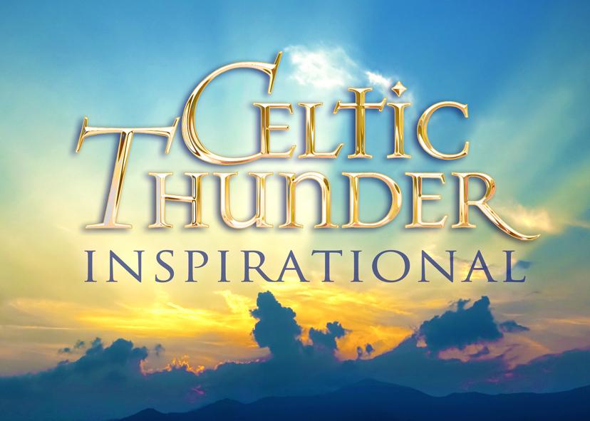 Celtic Thunder Inspirational Cd NEW Celtic Thunder Store