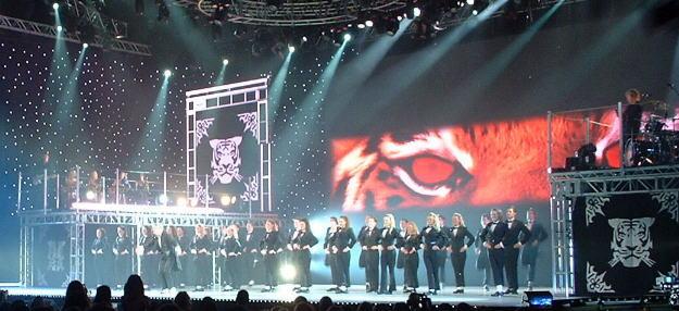 Celtic Tiger Live Nl