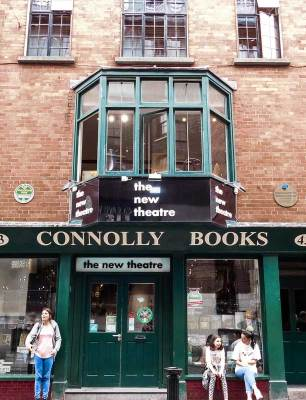 Connolly Books, Bookshop in Temple Bar, Dublin