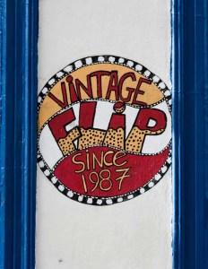 Flip, Vintage Clothing Store in Temple-Bar, Dublin