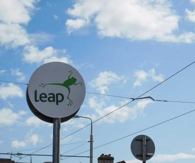 Travel With A Leap Card In Dublin