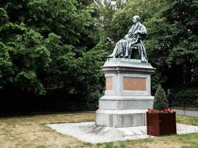 Sir Arthur Edward Guinness, Statue in St Stephen's Green, Dublin