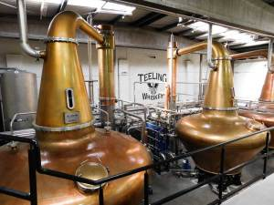 Teeling Distillery, Dublin