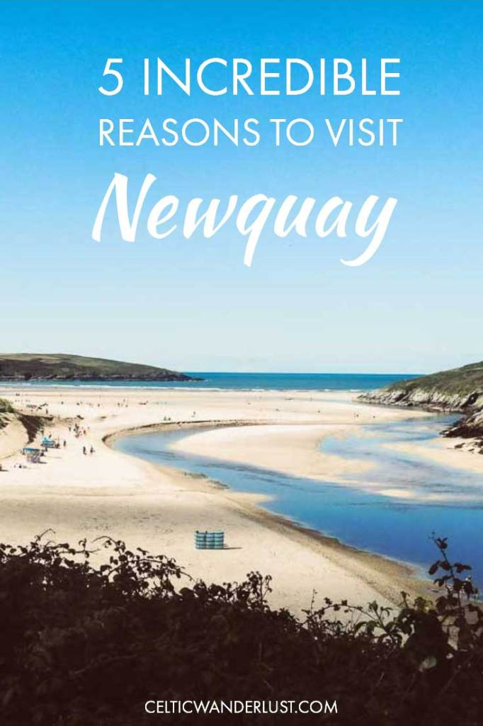 5 Incredible Reasons To Visit Newquay