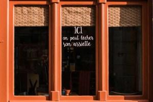 La Gavotte, Creperie in Rue Saint-Georges in Rennes