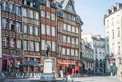 Place du Champ-Jacquet, Rennes