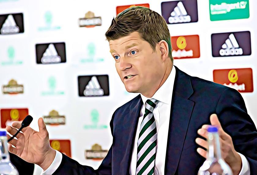 Celtic chief executive Dom McKay