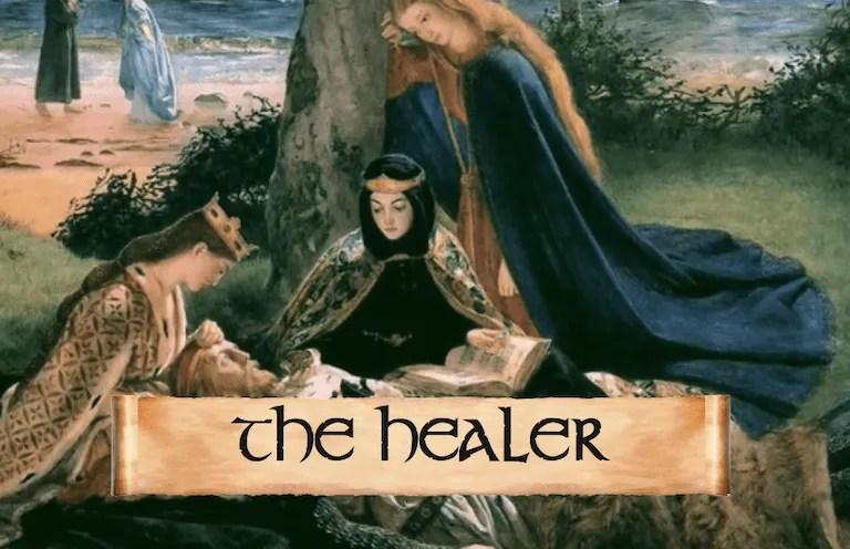 GODDESS HEALER