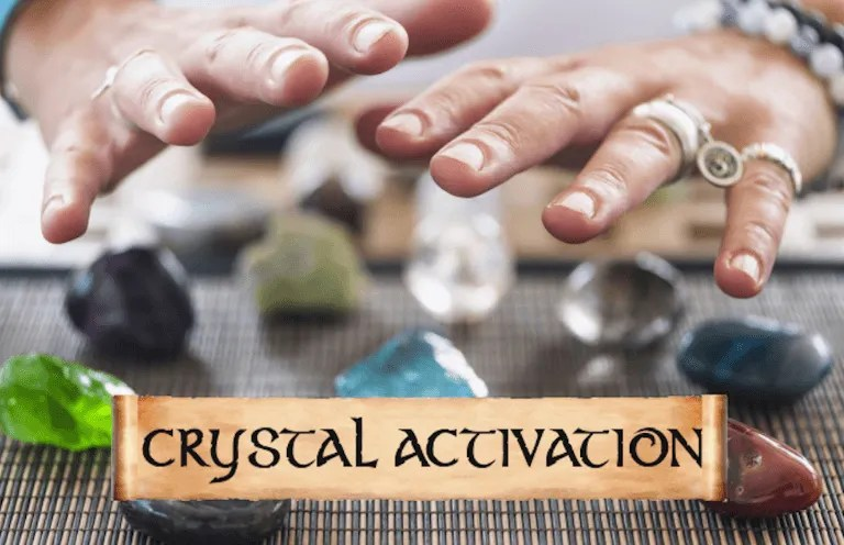 Crystal activation