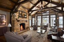 Rustic Timber Frame Home