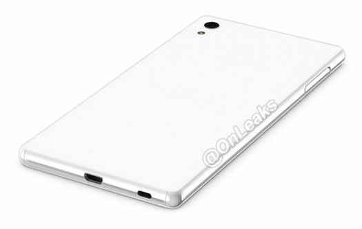El Sony Xperia Z4 filtrado al completo en fotos oficiales