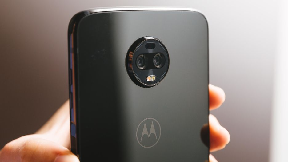 Motorola registra patente para un nuevo smartphone