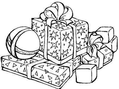 Omalovánky k vytisknutí: Svátky: Narozeniny