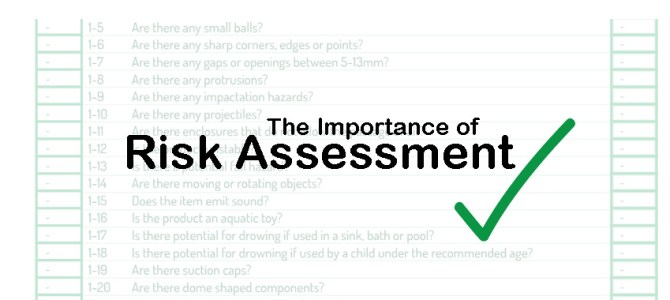 !Guest post! The importance of Risk Assessment