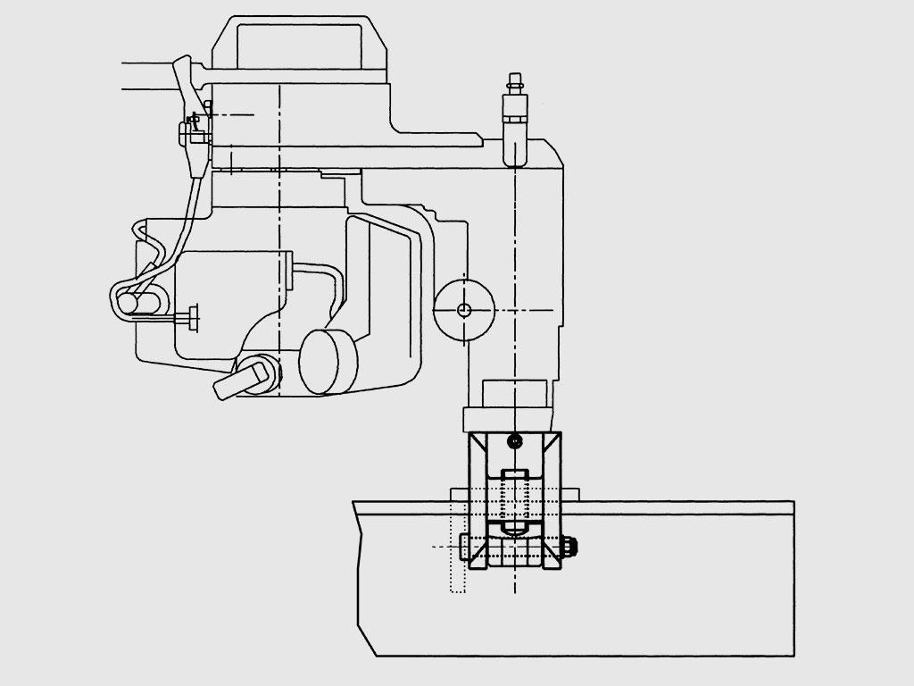 Trapano elettrico LD-2E-110