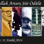 Sunullah Arısoy Şiir Ödülü