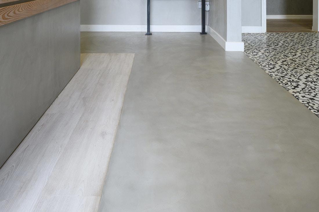 cement floor coating