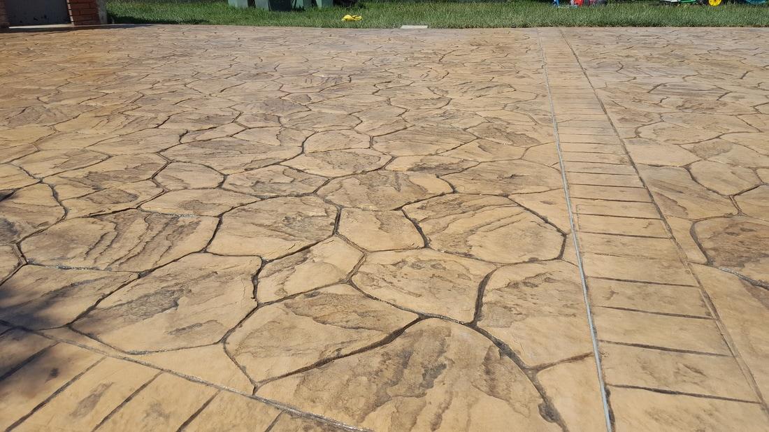 Piastrelle Per Esterno Tipo Porfido Pavimenti in porfido