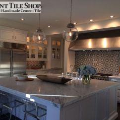 Cement Tile Kitchen Stainless Steel Shelf Bordeaux Pattern Dallas Tx Shop Blog