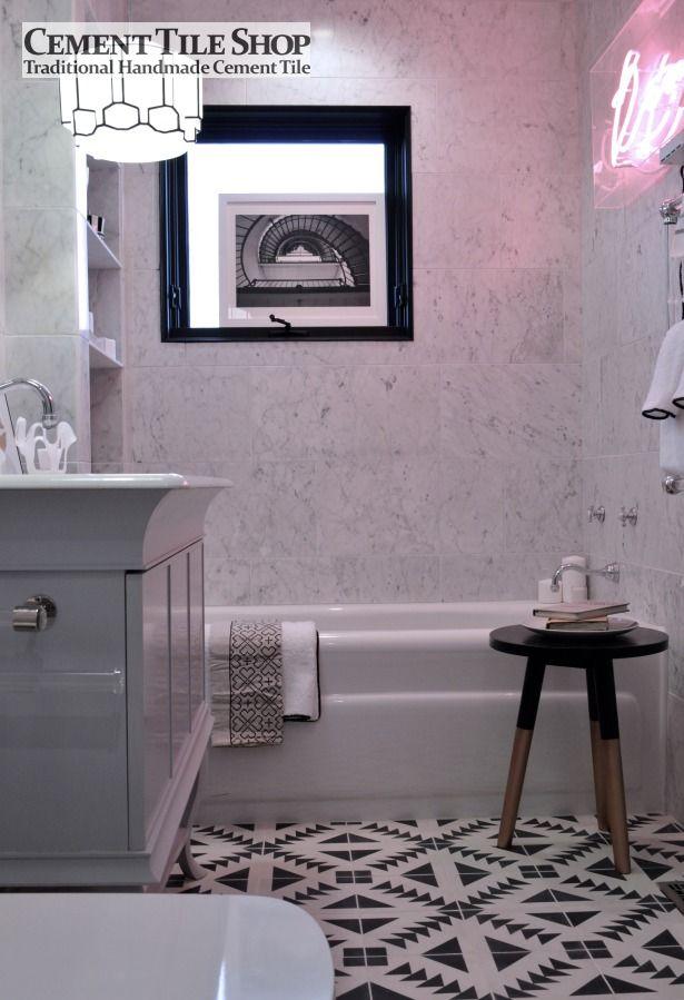 One Room Challenge  Christine Dovey  Cement Tile Shop Blog