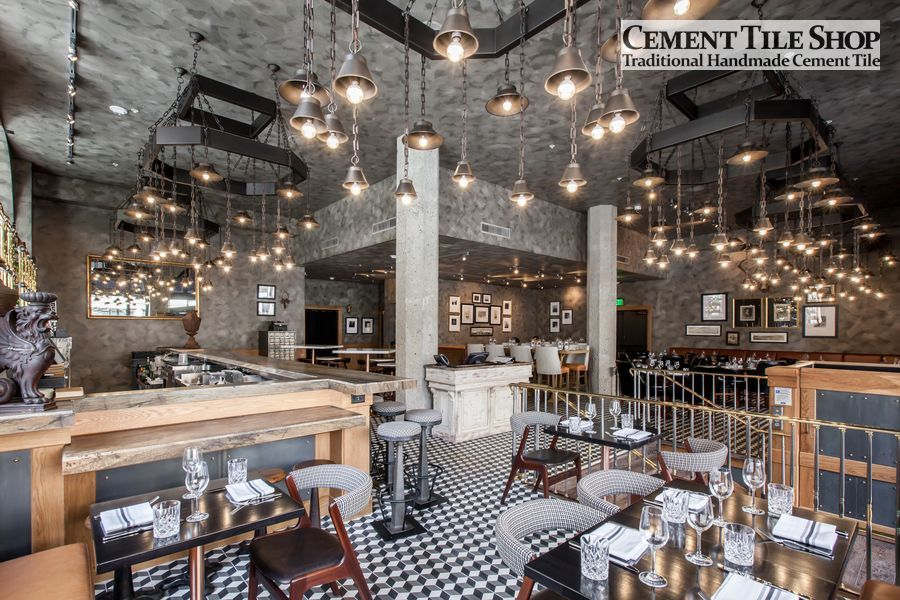 harlequin cement tile  Cement Tile Shop Blog