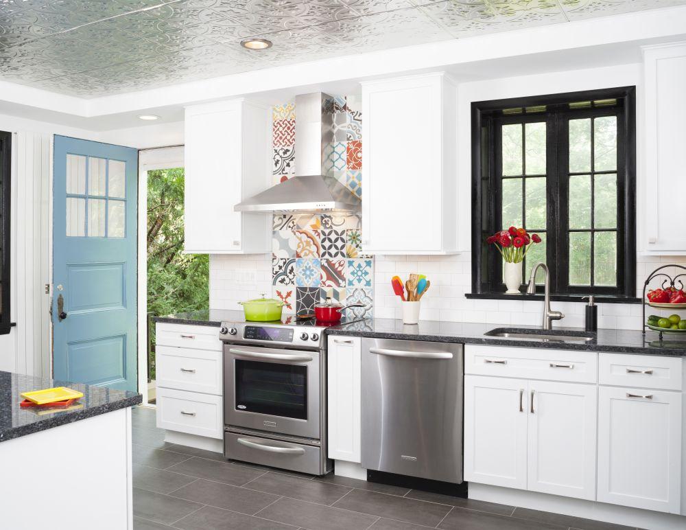 cement tile kitchen outdoor kits lowes backsplash shop blog a