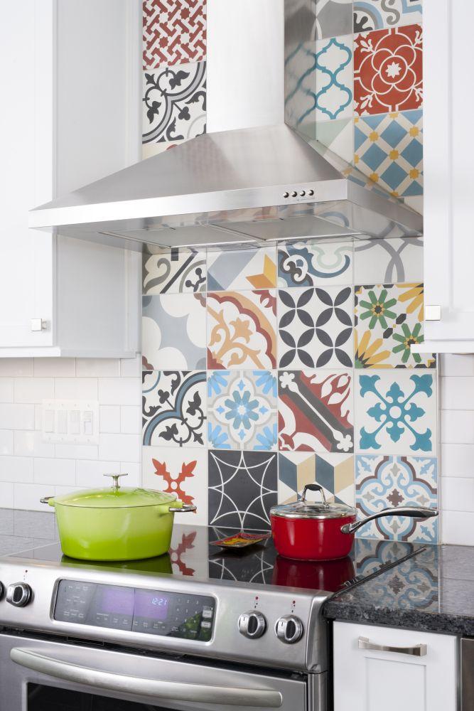 patchwork tile  Cement Tile Shop Blog