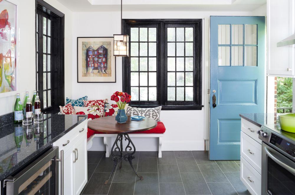 cement tile kitchen paint cabinets backsplash shop blog our patchwork patterns are a random selection of handmade tiles