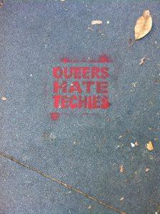 Everyone Hates Techies (Photo Copyright Brian Keene)