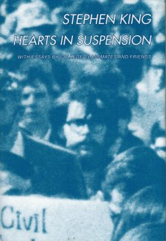 Hearts in Suspension, by Stephen King.