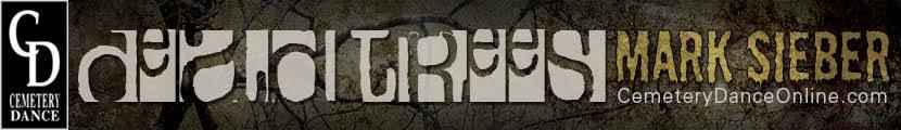 banner reading Dead Trees by Mark Sieber