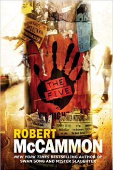 Cover of The Five by Robert McCammon