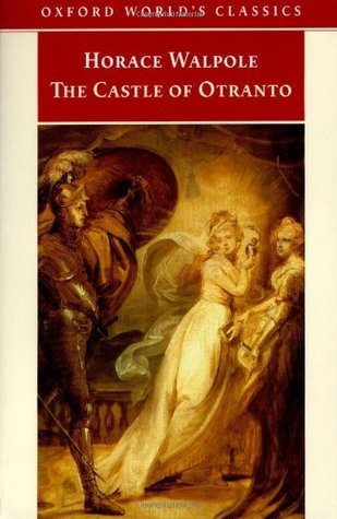 Cover of The Castle of Otranto