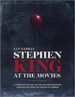 cover of Stephen King at the Movies by Ian Nathan