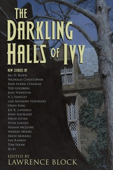 Cover of The Darkling Halls of Ivy